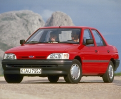 Ford Orion Mark III 1990-1993 седан 4