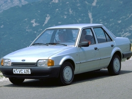 Ford Orion Mark II 1986-1990 седан 4