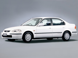 Honda Civic VI поколение 1995-2000 седан 4
