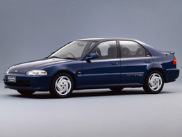 Honda Civic V поколение 1991-1997 седан 4