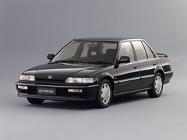 Honda Civic IV поколение 1987-1991 седан 4