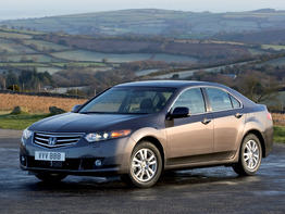 Honda Accord VIII поколение 2008-2011 седан 4