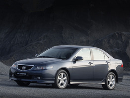 Honda Accord VII поколение 2002-2005 седан 4