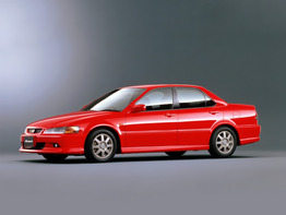Honda Accord VI поколение 1998-2002 седан 4