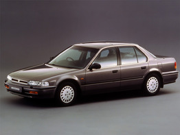 Honda Accord IV поколение 1990-1993 седан 4
