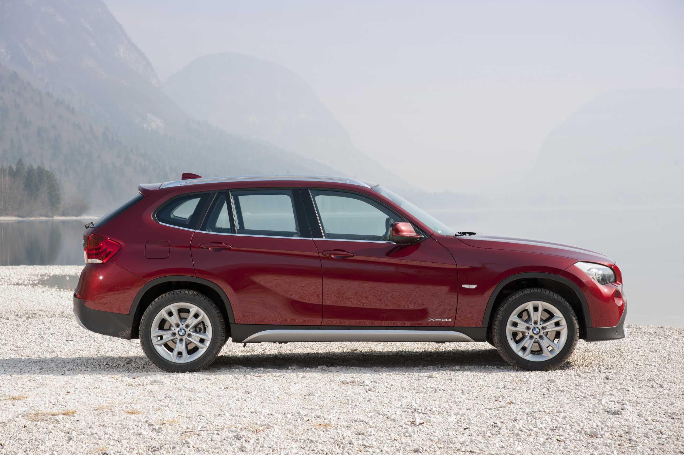 BMW X1 — описание модели