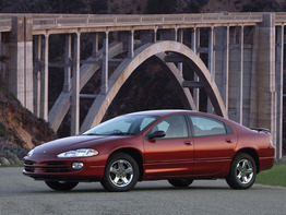 Dodge Intrepid II поколение 1998-2004 седан 4