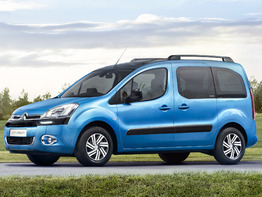 Citroen Berlingo II поколение рестайлинг 2012-2015 минивен 5
