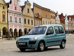 Citroen Berlingo I поколение рестайлинг 2002-2012 минивен 4
