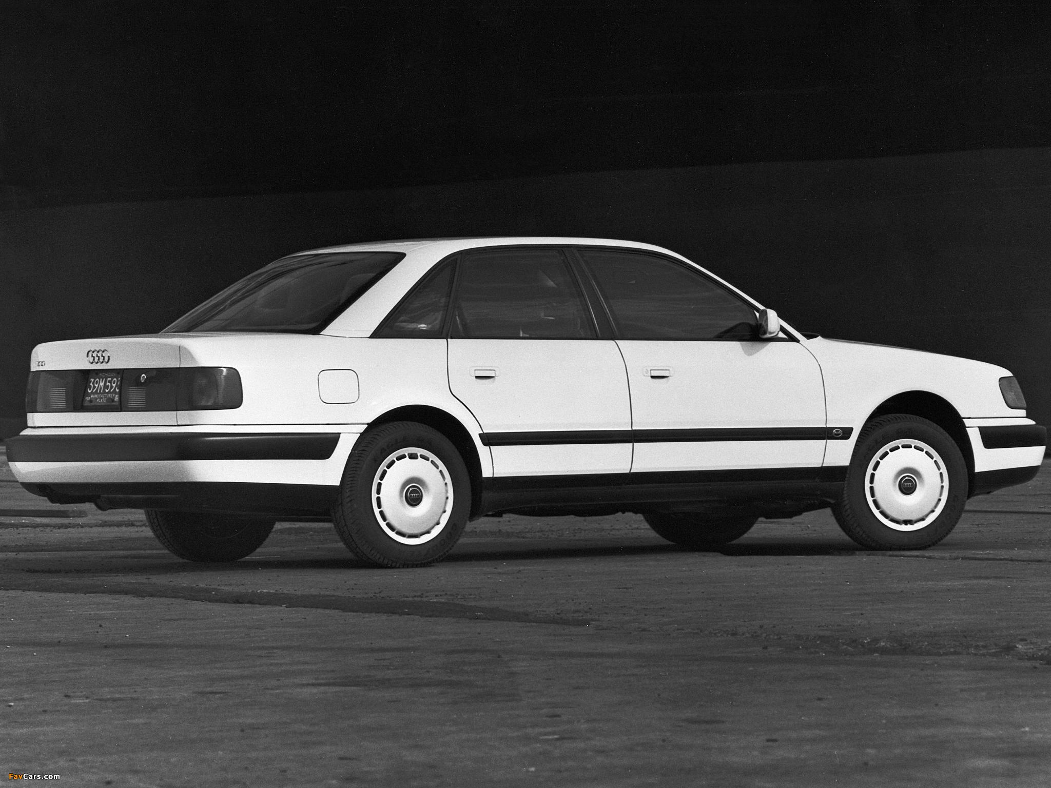 Audi 100 C4 с полноприводной трансмиссией – сильные и слабые стороны