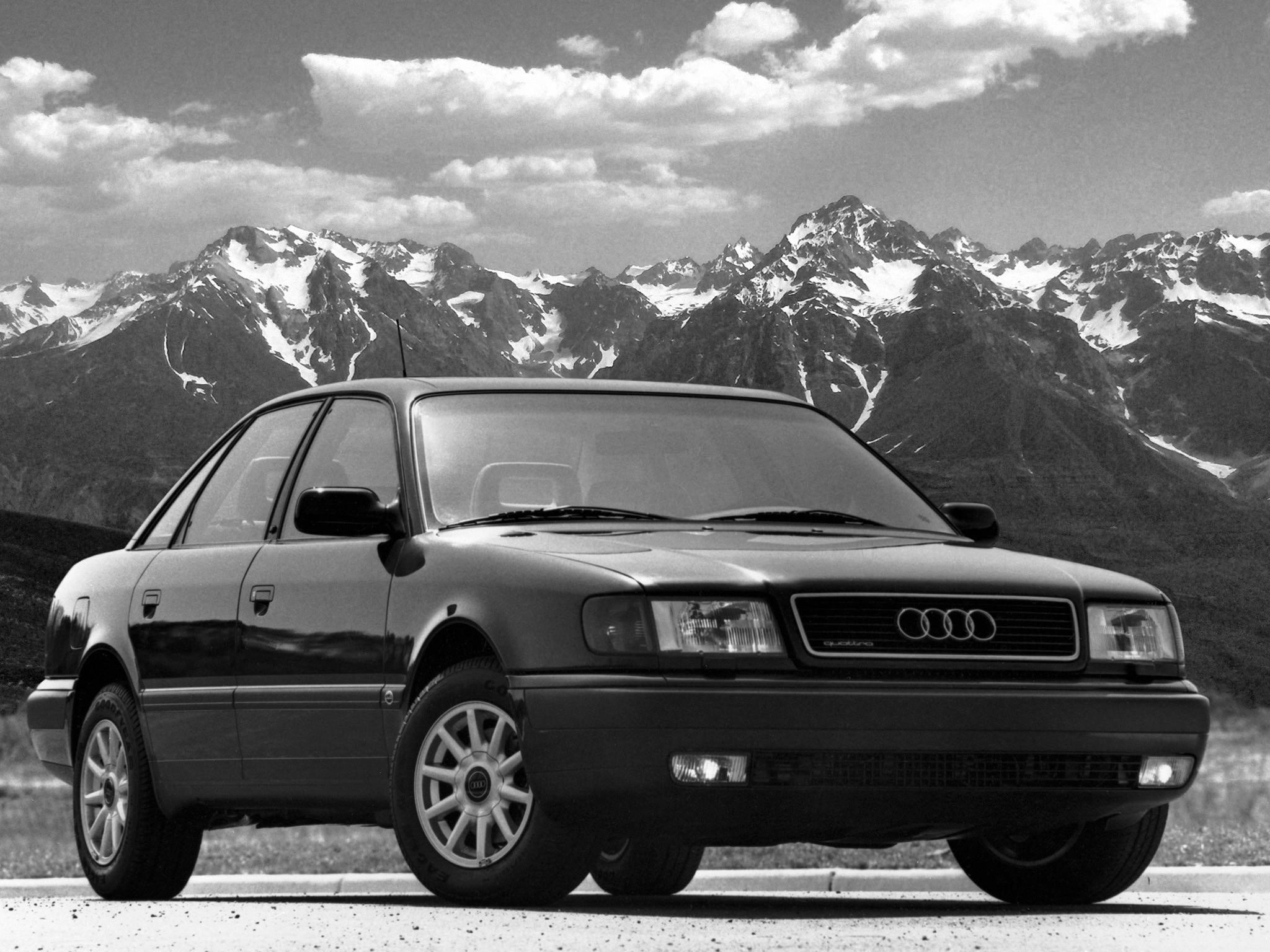 Комплектации Audi 100 C4