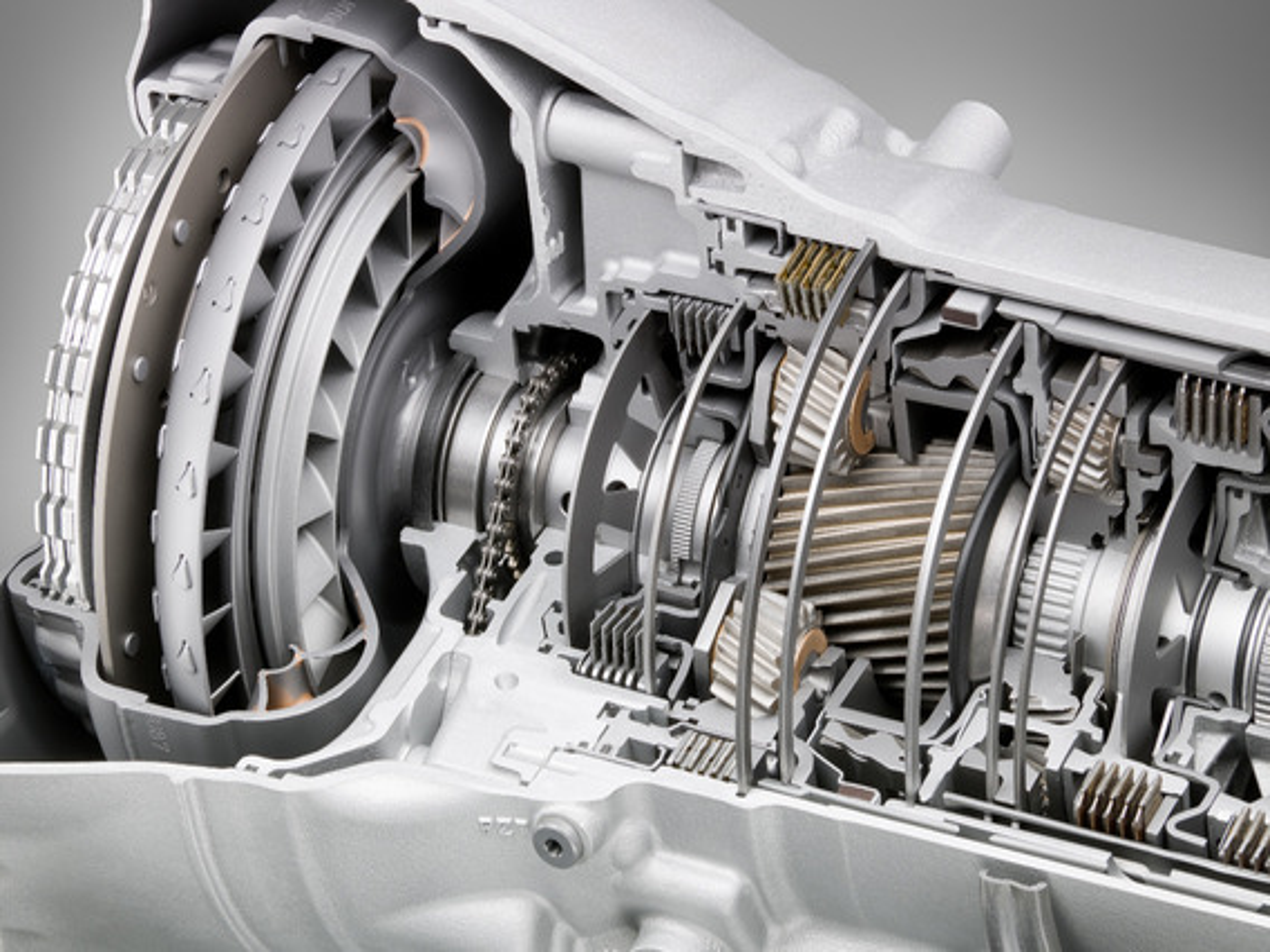Проблемы с трансмиссией Audi А4 В7