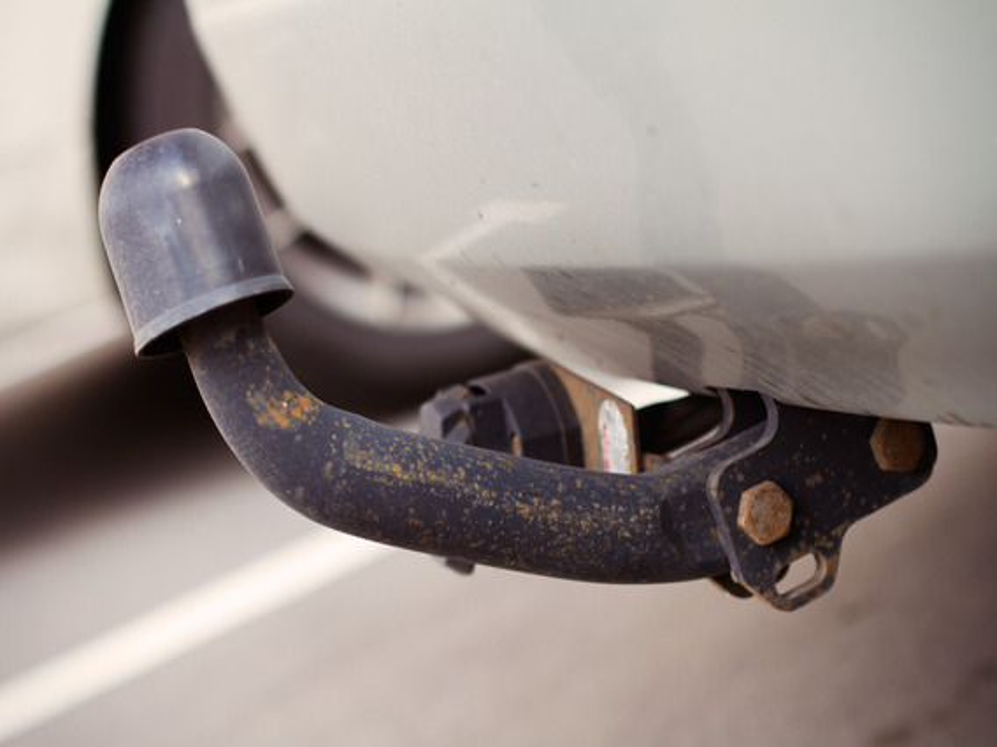 Буксировка прицепа на BMW 1-Series Е87