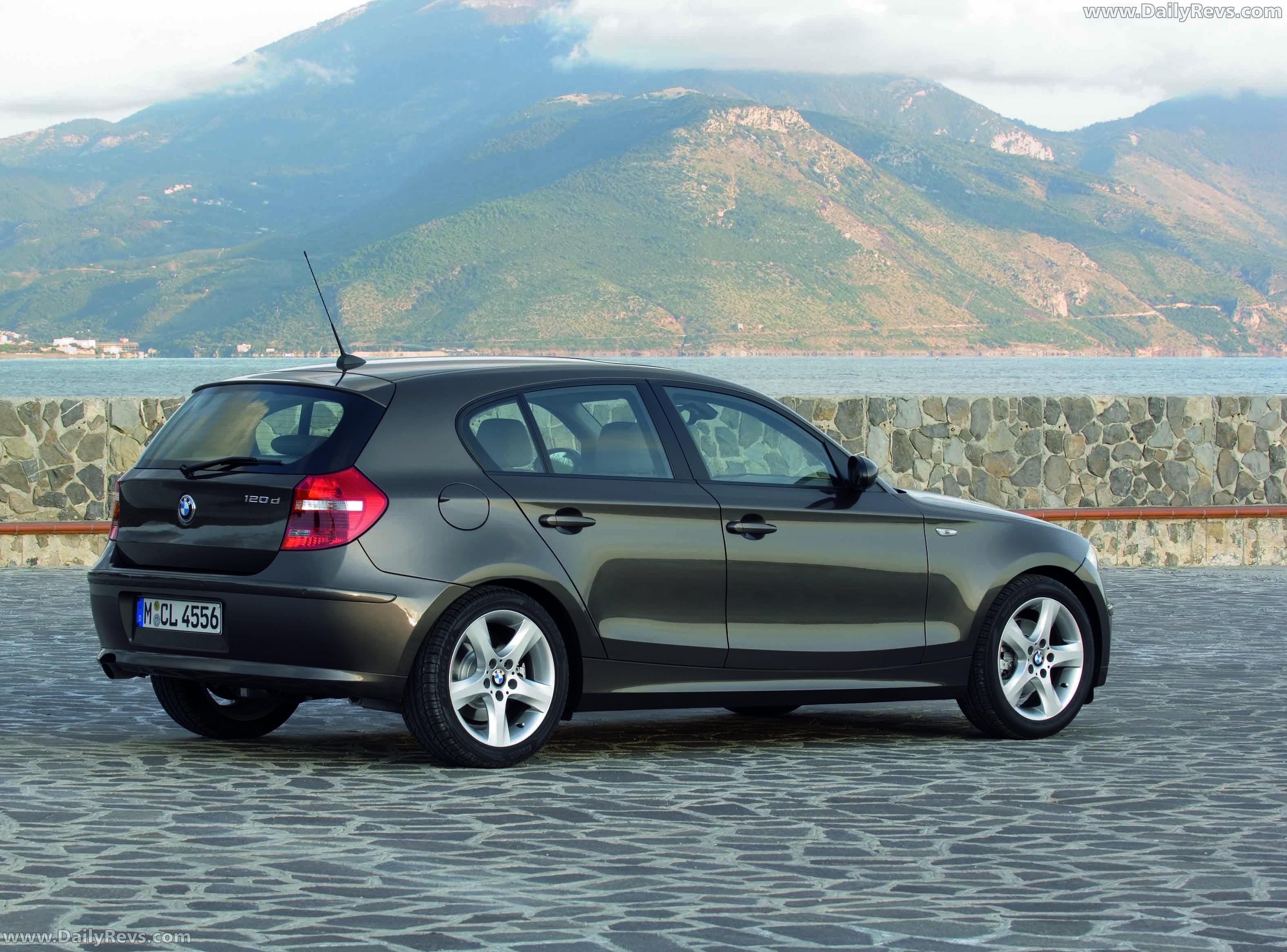 Проблемы с ходовой BMW 1-Series Е87