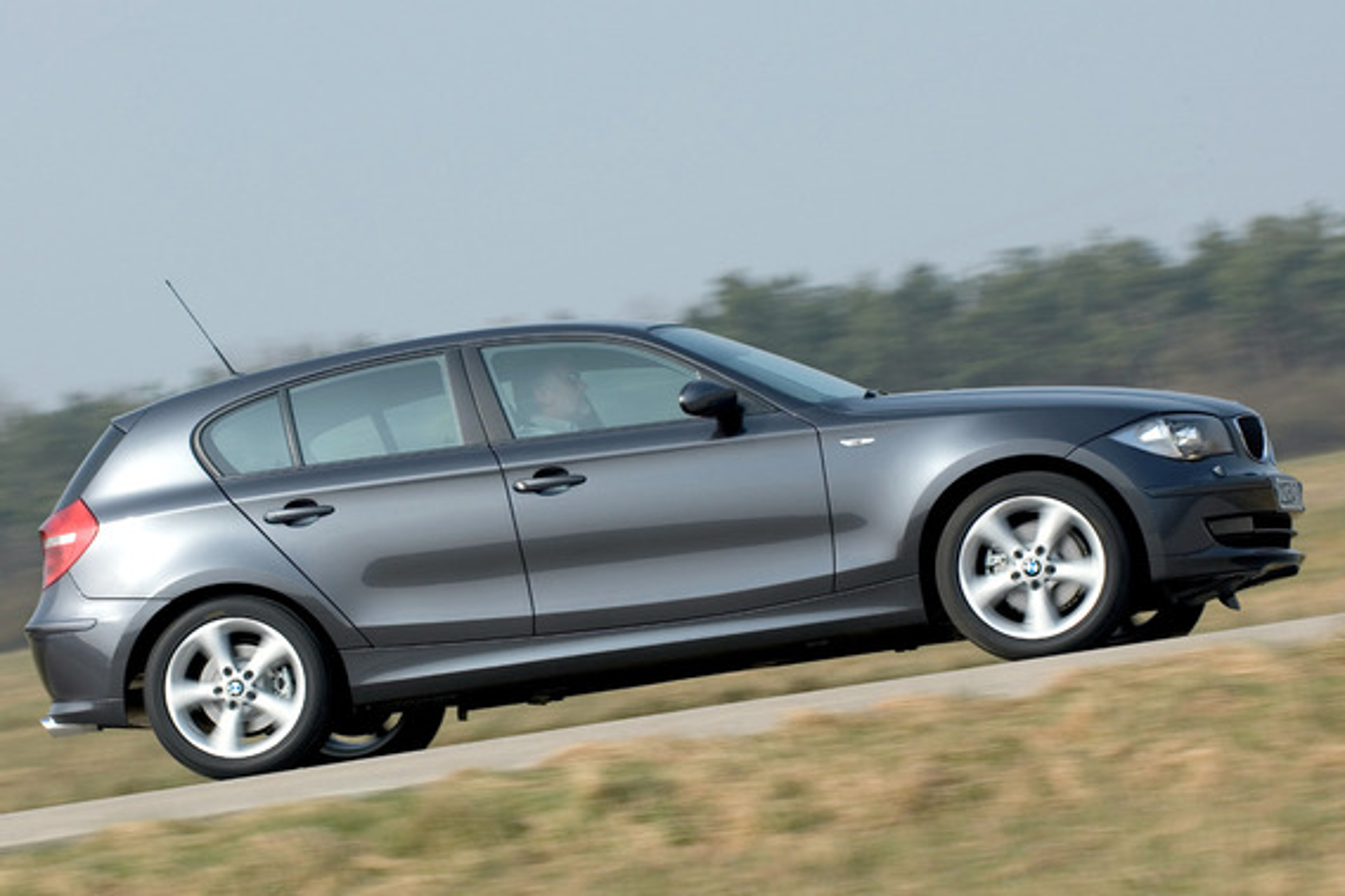 Настройка дистанционного отпирания дверей на BMW 1-Series