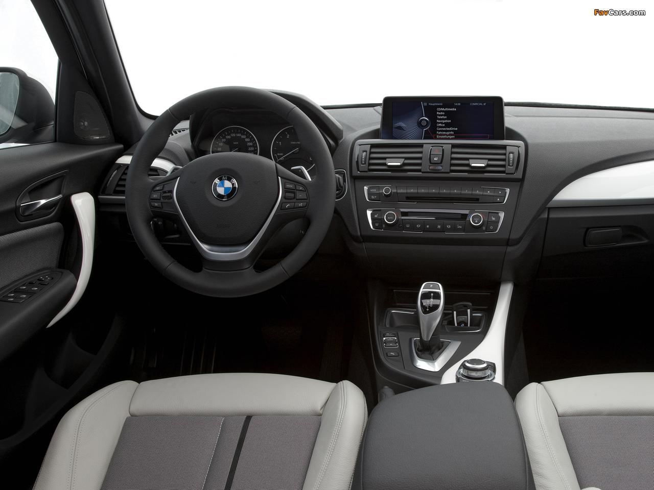 Разблокировка АКПП на BMW 1-Series F20