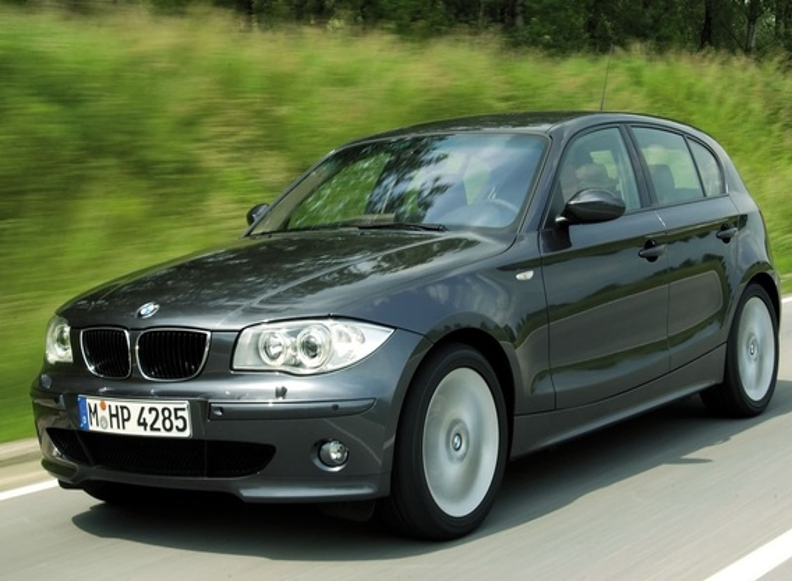 Что такое система LCM на BMW 1-Series Е87?