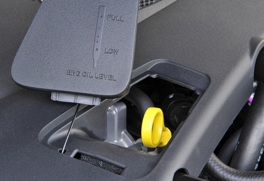 Проверка уровня масла в механической коробке передач Suzuki SX4