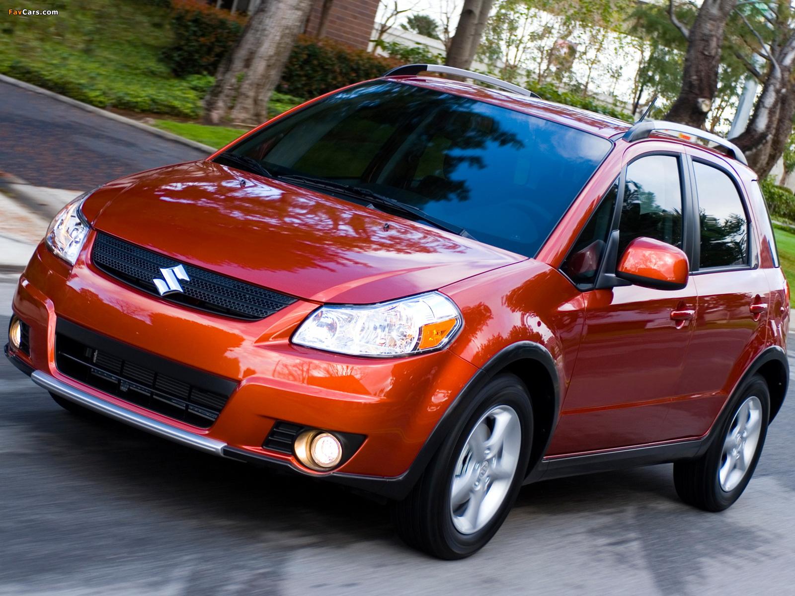 Особенности гарантии на Suzuki SX4