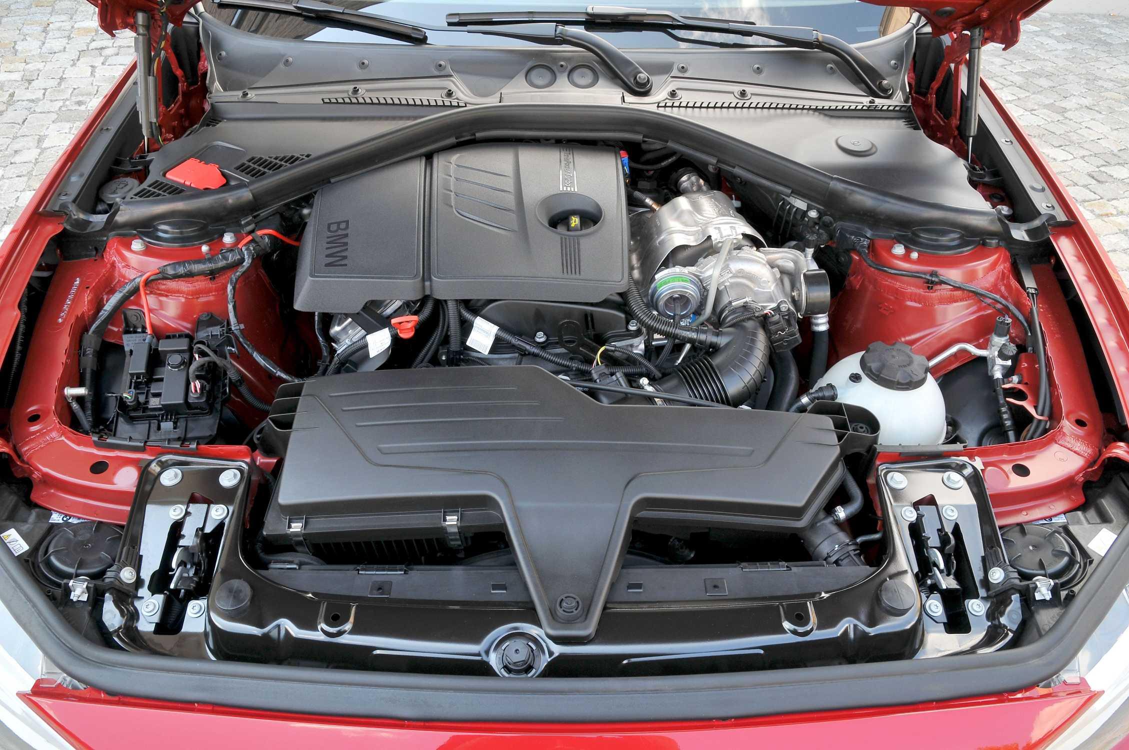 Возможен ли чип-тюнинг BMW 1-Series F20?