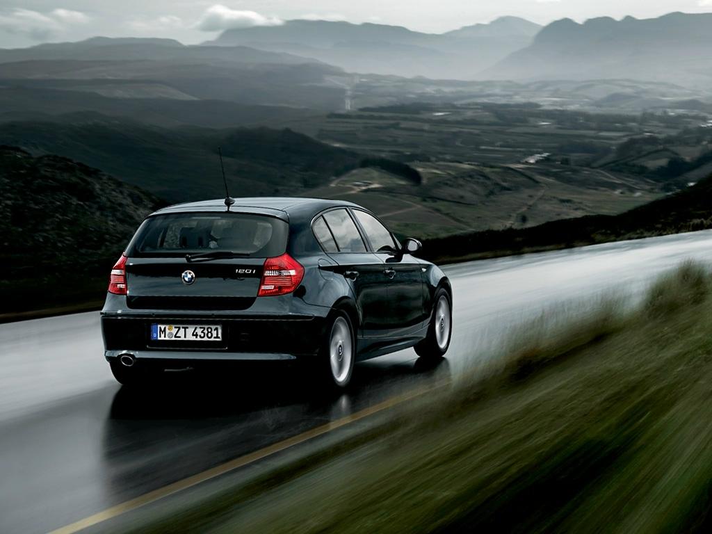 Аварийное открывание двери багажника на BMW 1-Series Е87