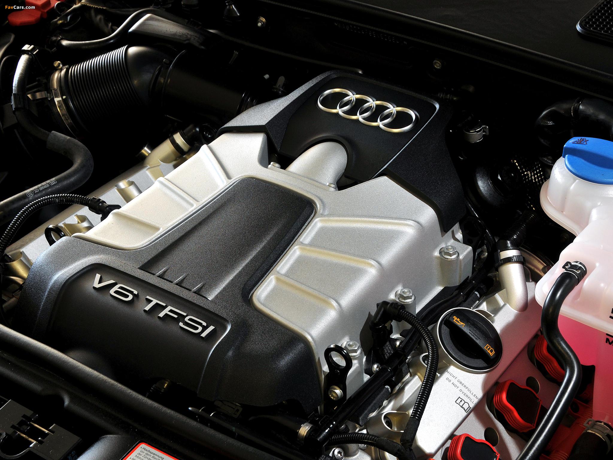Проблемы с моторами Audi А6 С6