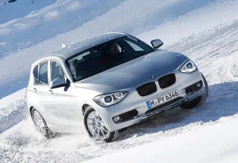 Что такое режим Eco-Pro на BMW 1-Series F20?