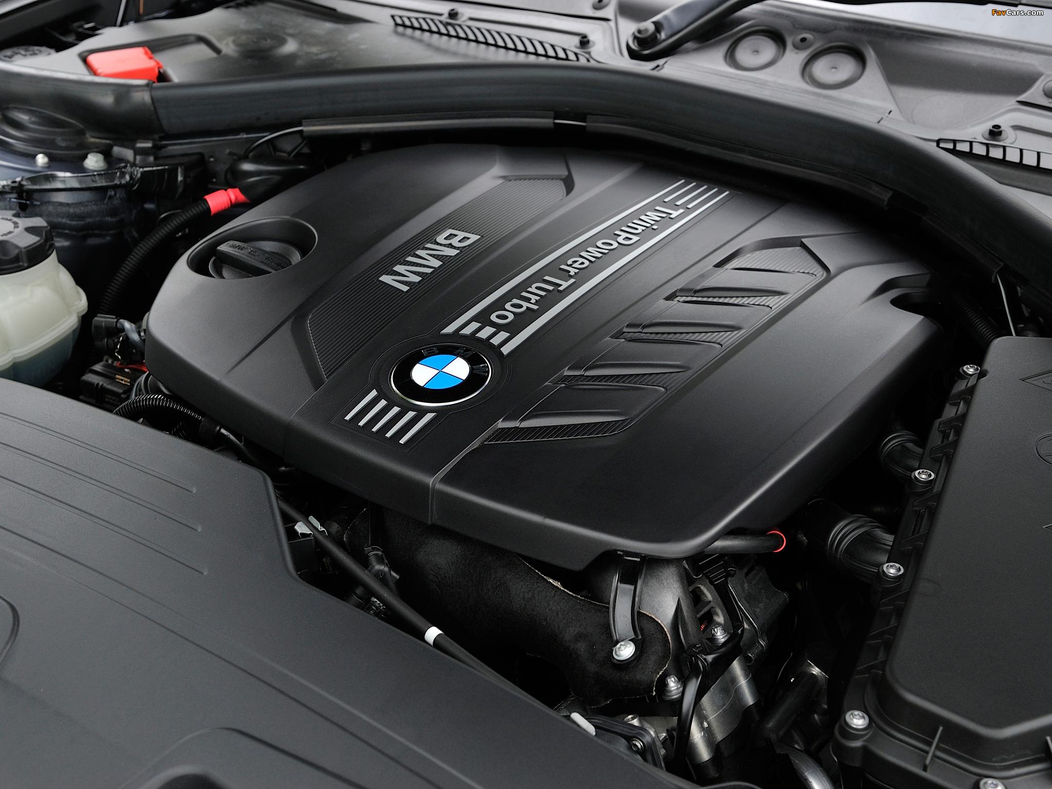 Типы двигателей для BMW 1-Series F20