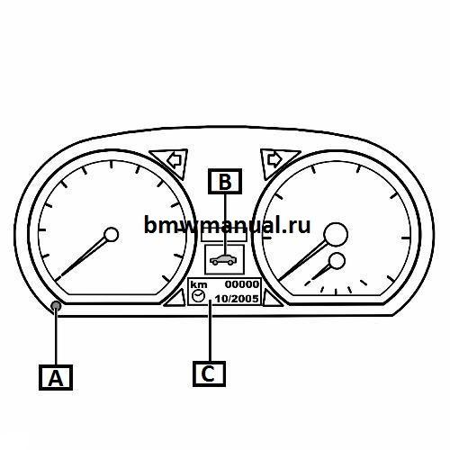 Сброс сервисного интервала на BMW 1-Series Е87