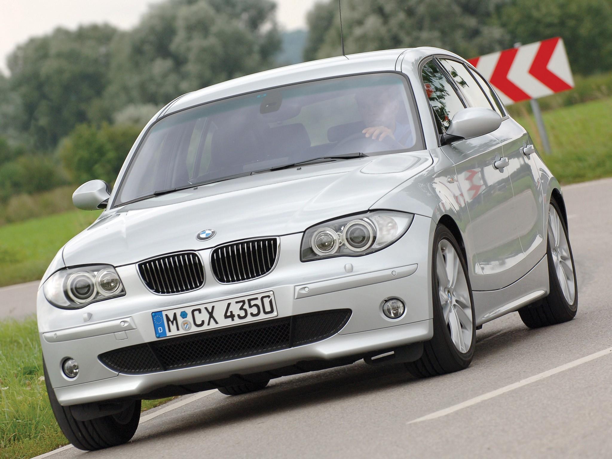 Замена лампочки в «ангельских глазках» BMW 1-Series Е87 фото