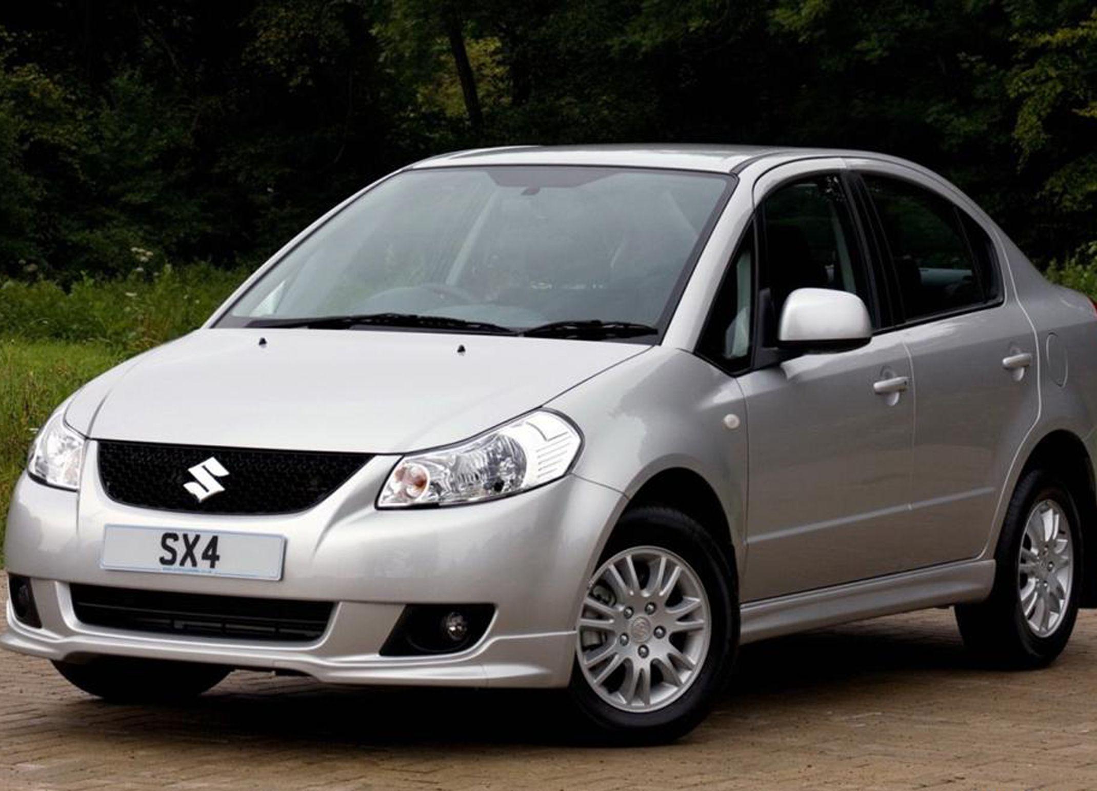 Нужно ли делать дополнительную антикоррозийную обработку Suzuki SX4?