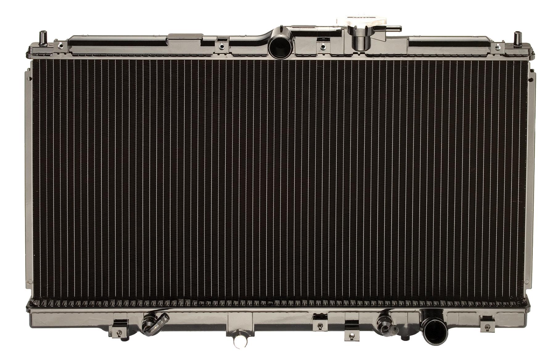 Проверка радиатора (R18A) на Honda Civic 8