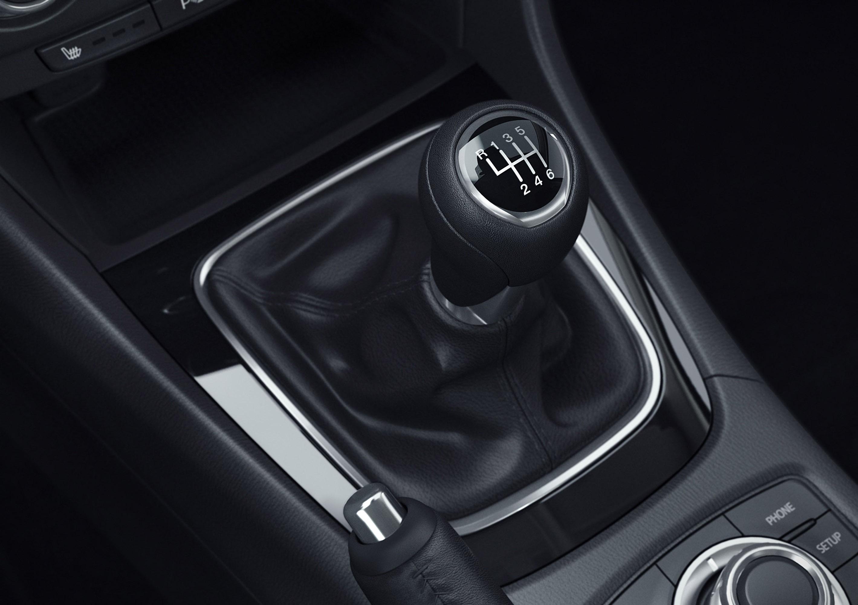На каких скоростях нужно переключать передачи МКПП Toyota Avensis II