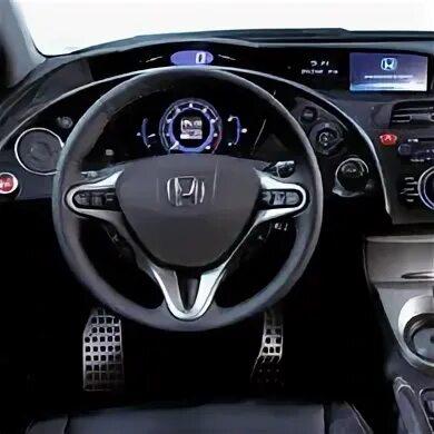 Проверка комбинированного выключателя освещения на Honda Civic VIII фото