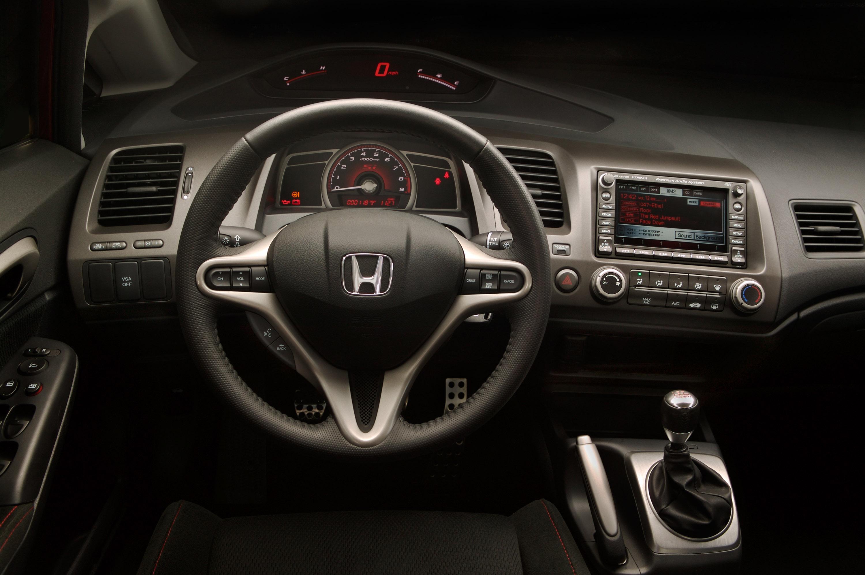 Снятие и установка нижней крышки приборной панели на Honda Civic VIII