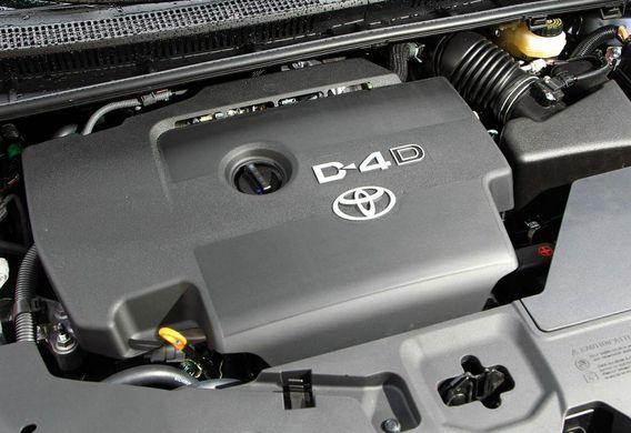 Правила эксплуатации турбодизеля на Toyota Avensis 2