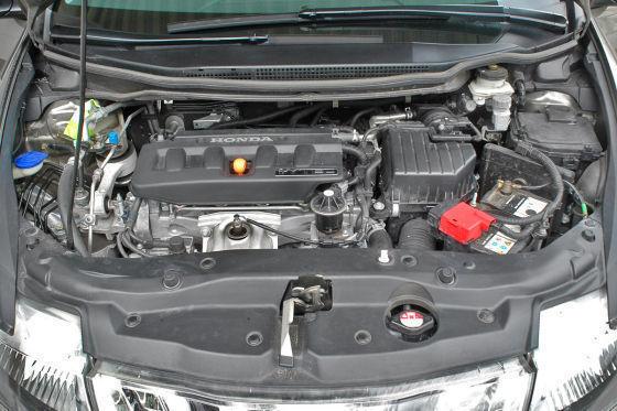 Регулировка капота на Honda Civic VIII