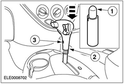 Наладка переключения передач на Ford Mondeo III