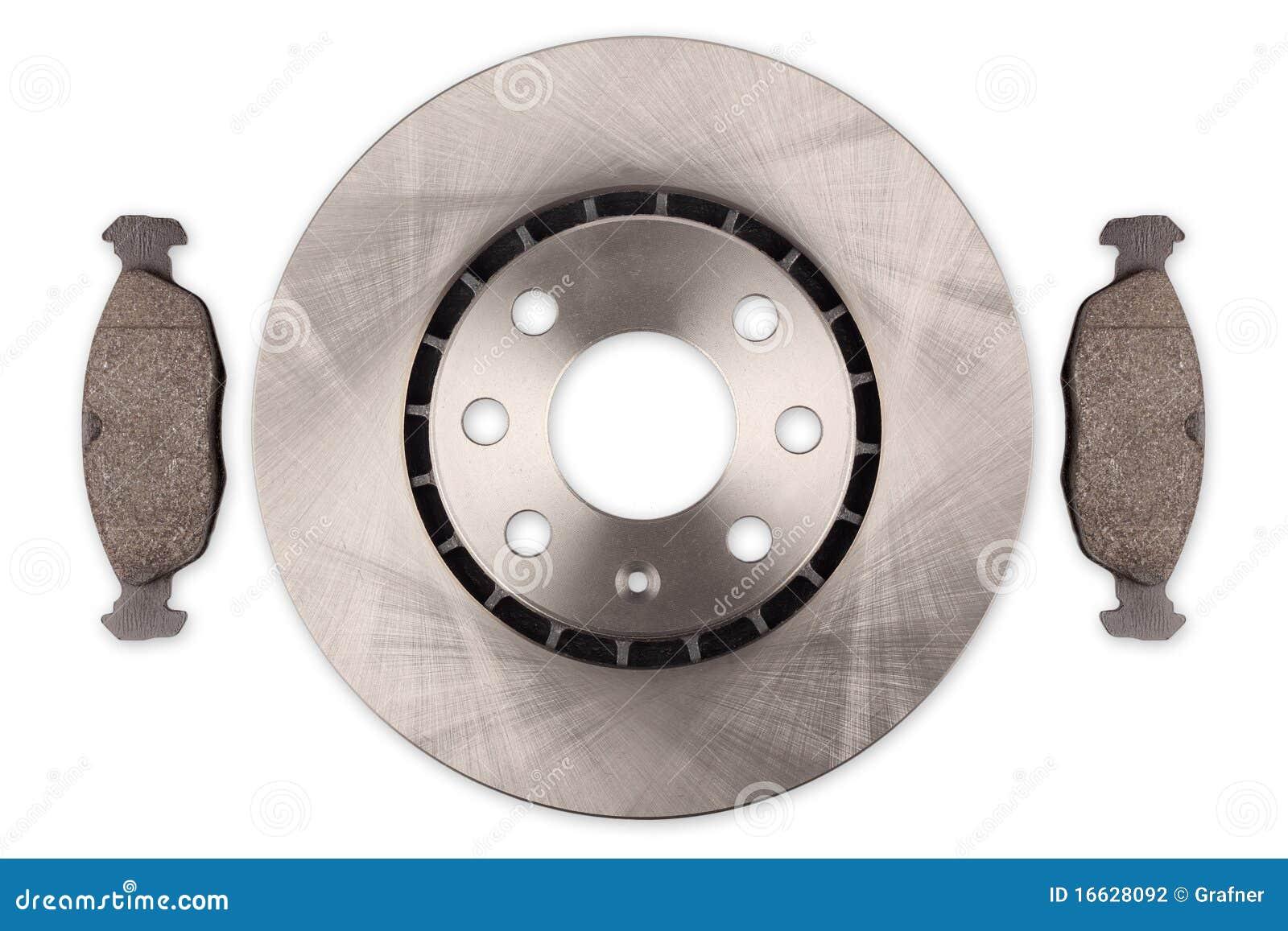 Замена задних тормозных дисков на Ford Mondeo III