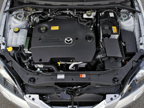 Металлический звон при запуске двигателя Mazda 3 (I)