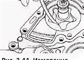 Снятие и установка масляного насоса на Mazda 3 (I)