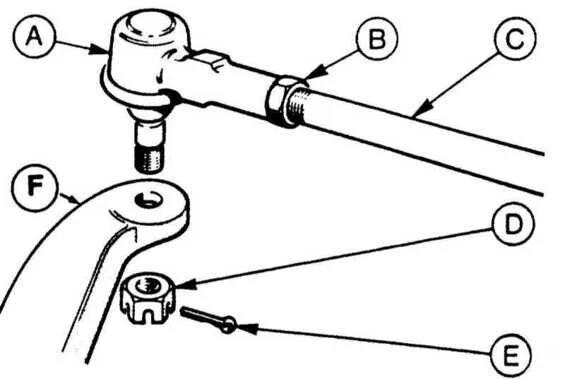 Снятие и установка заднего верхнего рычага на Mazda 3 (I)