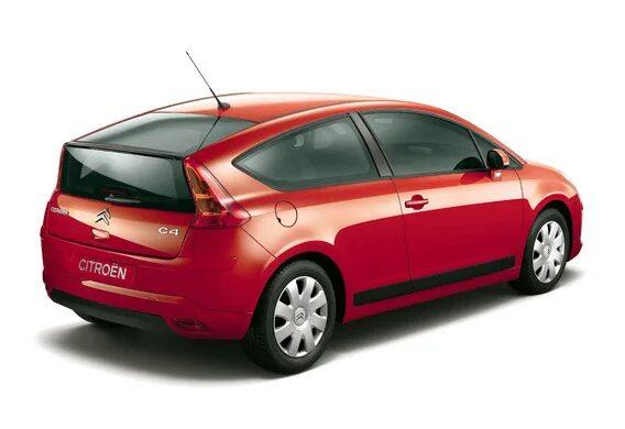 Ремонт скола лобового стекла на Citroen C4