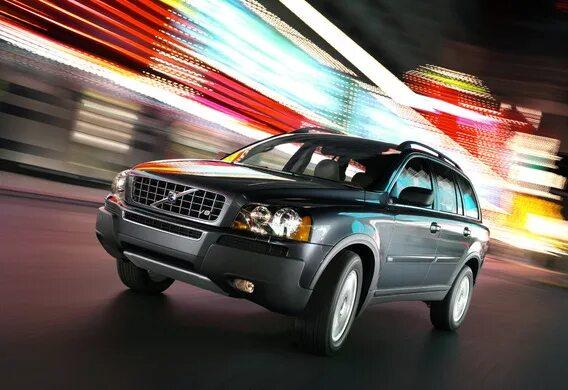 Проблемы с датчиками на Volvo XC90