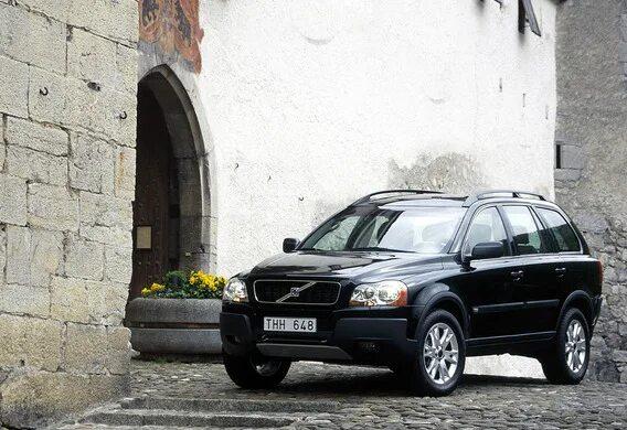 Можно ли запускать двигатель буксировкой на Volvo XC90
