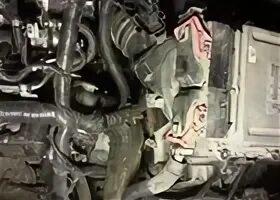 Выход из строя АКПП GM на Volvo XC90 с двигателем 2,9 л