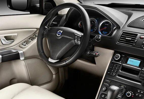 Проблемы с электрикой на Volvo XC90