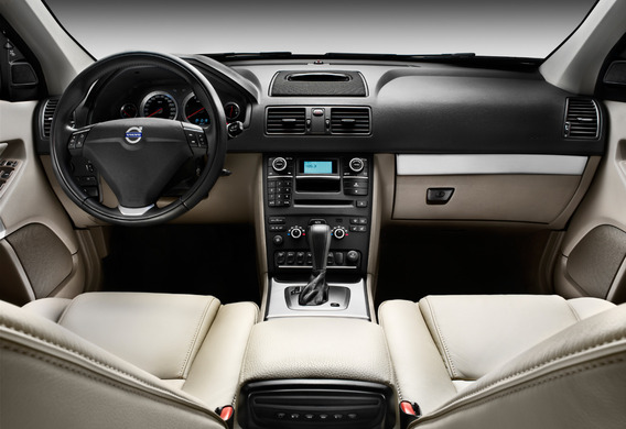 Слабые места в трансмиссии Volvo XC90