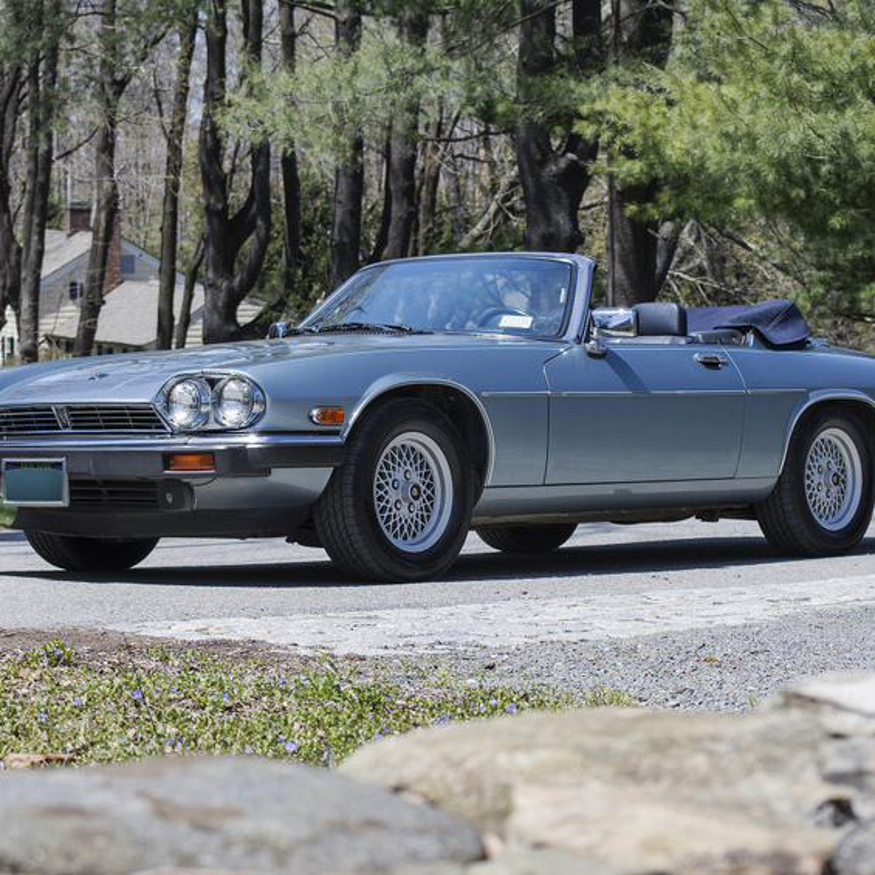 Jaguar XJS кабриолет