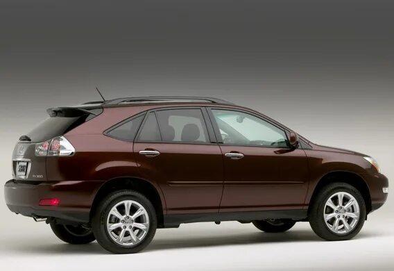Можно ли установить колесные диски от Lexus RX I на Lexus RX II?